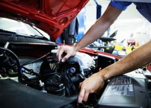Исправление дефектов в моторе